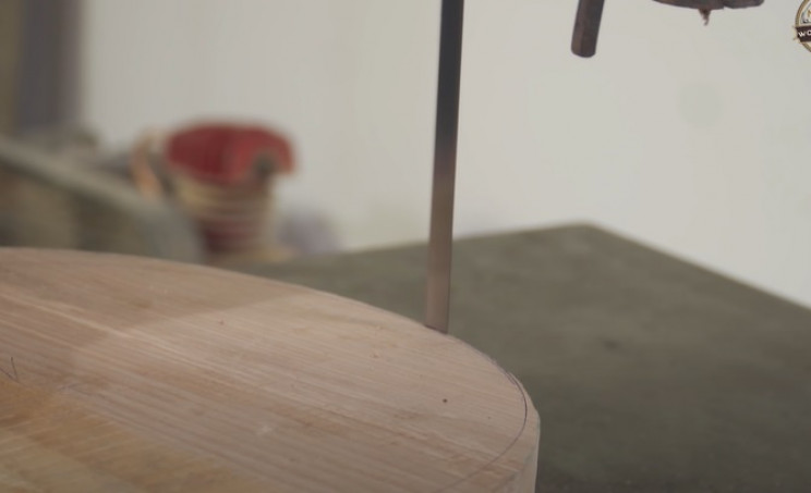 diy wooden model bmw 328 wheels