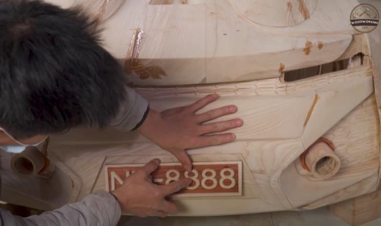 diy wooden bmw 328 exhausts