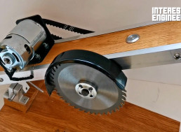 Try Your Hand at Building Your Own DIY Bench Saw