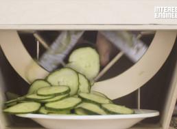 A Wooden DIY Food Slicer