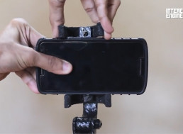 Making a 3-in-1 Mobile Phone Tripod from PVC Fittings