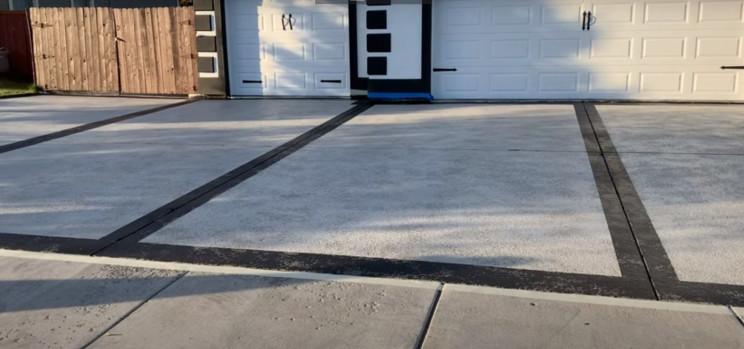 pimp driveway done