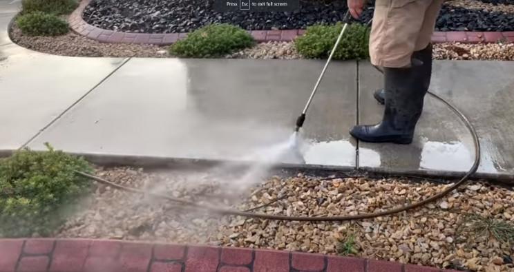 pimp your driveway wash