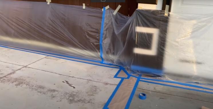 pimp driveway duct tape
