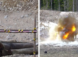 YouTuber 'Cooks' Dynamite With High Voltage in Dangerous Experiment