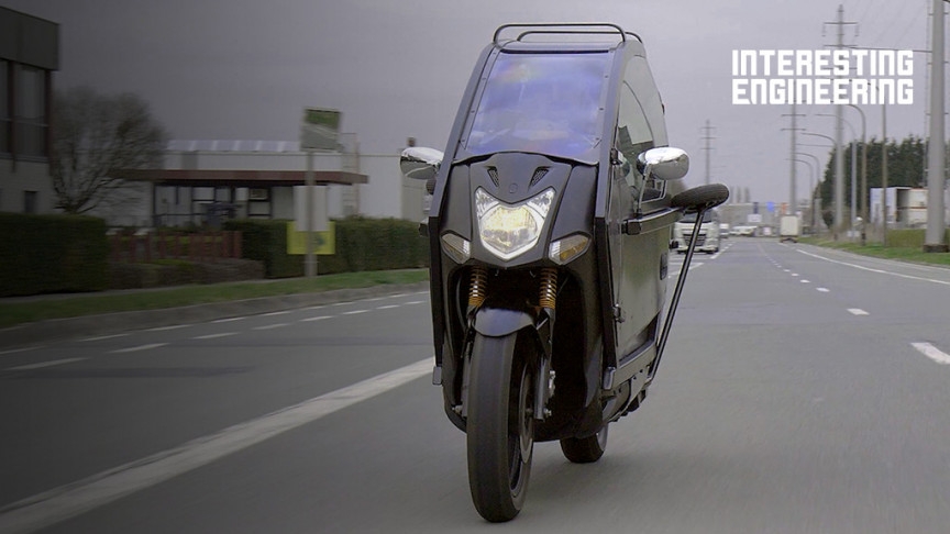 Find out How to Pimp Your Old Scooter Into a Cool Futuristic Version