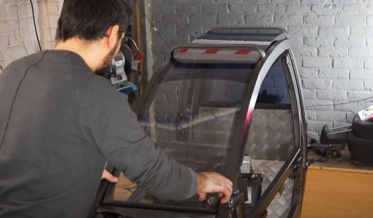 future scooter tinting