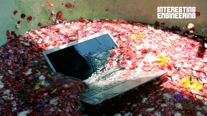 Why Electronics Can't Handle Water