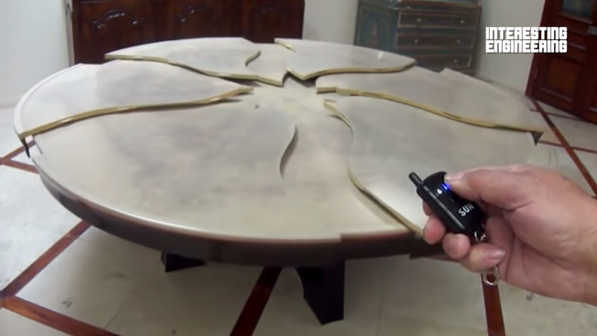 Space-Saving, Shape-Shifting, and Almost Miraculous Furniture