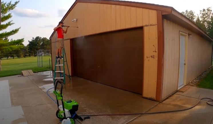 diy airbrush building clean