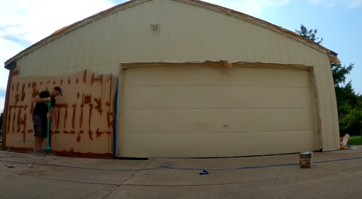 diy airbrush building painting