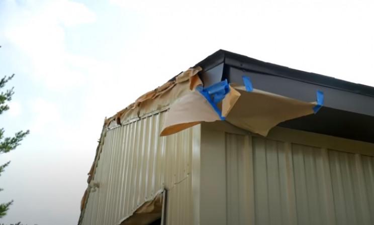 diy airbrush building prevent overspray