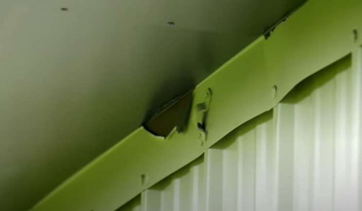 diy airbrush building remove masking