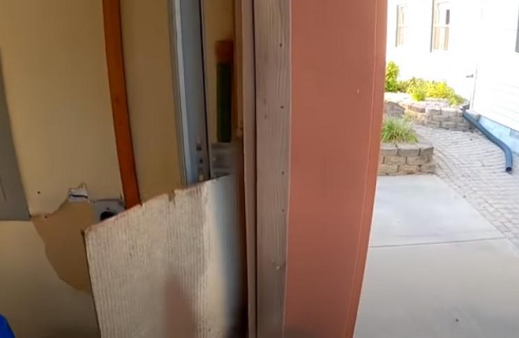 diy paint building prevent overspray