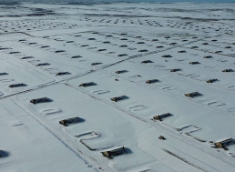 Inside the World's Largest Doomsday Community with 575 Bunkers