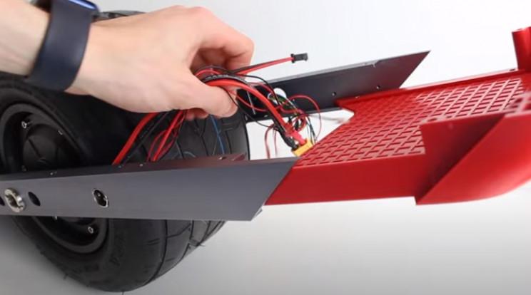 diy float board bumpers attach