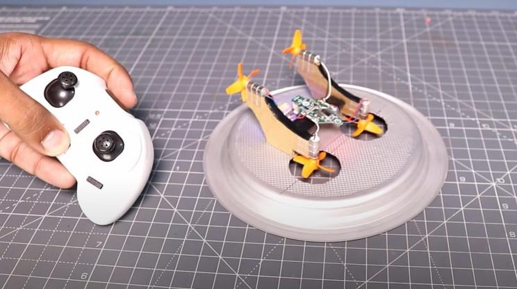 diy hovercraft complete