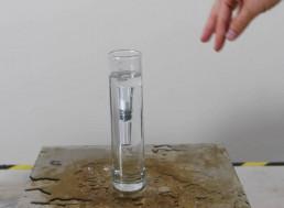 This Video Explains The Hour Glass Buoyancy Problem