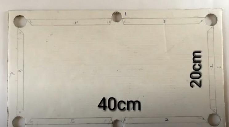 diy cardboard pool table design