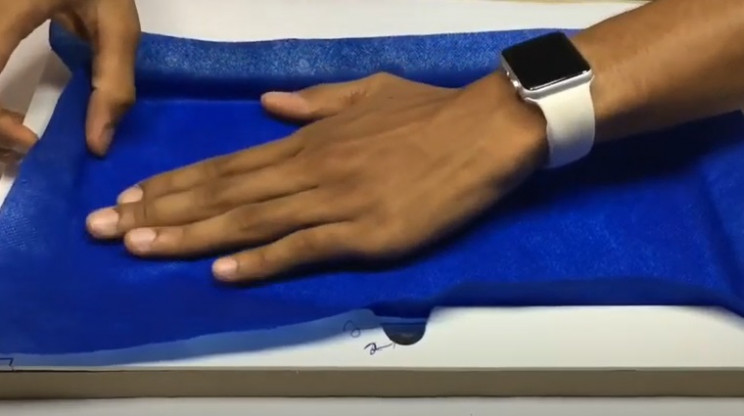 diy cardboard pool table cover with felt