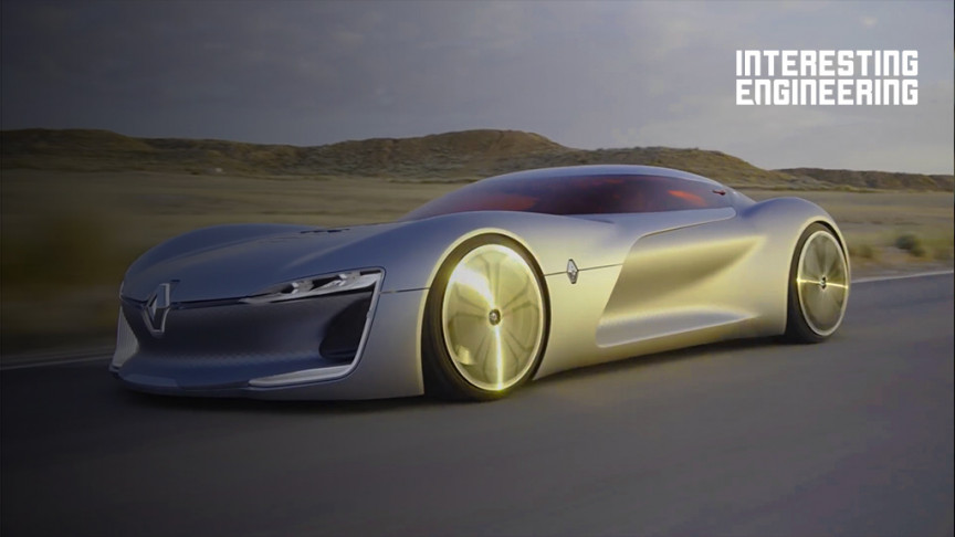 Renault's Most Advanced and Futuristic Concept Cars