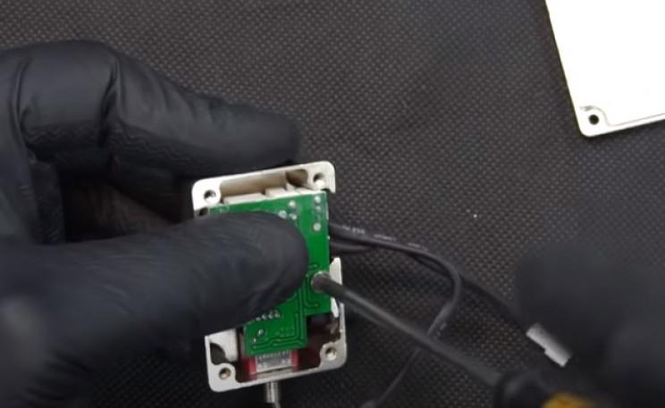 v4 engine control board