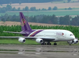 Watch This Remote-Controlled Airbus A380 Take the Skies