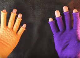 AI Created by MIT Assists Knitters to Design and Create a Woolly Hat or Glove