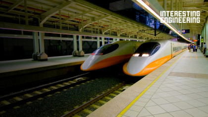 These Are the World's Speediest Trains