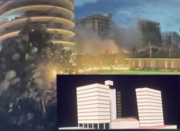 Simulation Offers Possible Explanation to the Devastating Surfside Building Collapse