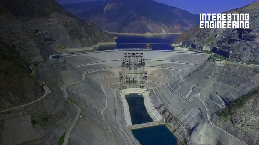 These Are the Largest Dams in the World