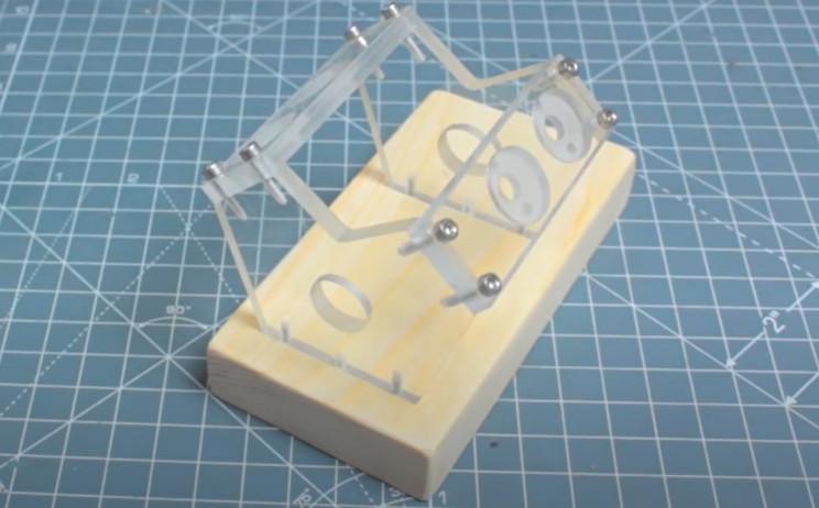 solenoid v4 base and frame