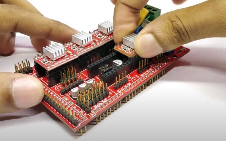 3d printer circuit board