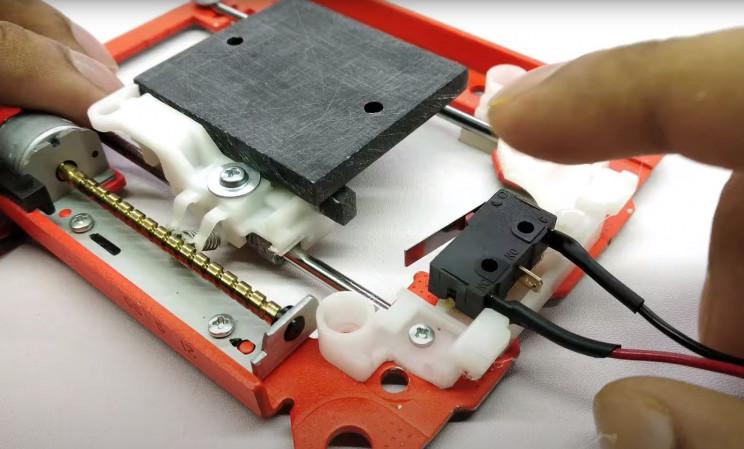 arduino 3d printer endstop