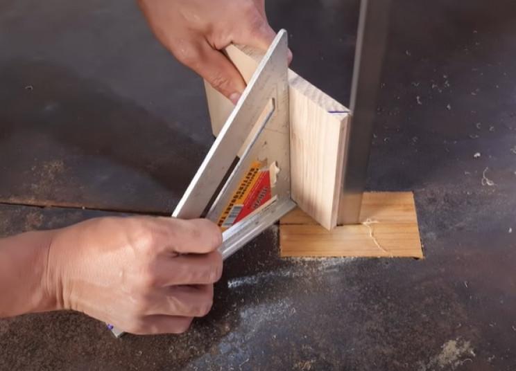 wood antique phone cut edges