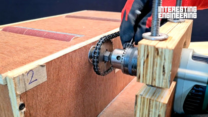 Make Your Own Handy V Drum Sander with This Simple Guide