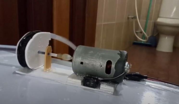 diy water pump complete