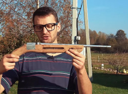 YouTuber Builds Firearm, Almost Loses Fingers in the Process