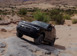 The 2021 Ford Bronco Sport Durability Test Will Leave You Impressed