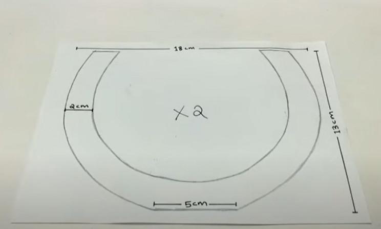 diy cardboard game 2 horseshoes
