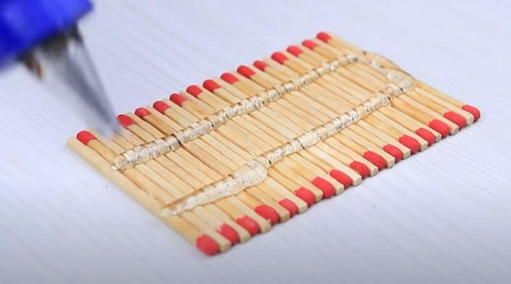 diy pubg clubhouse matches stick