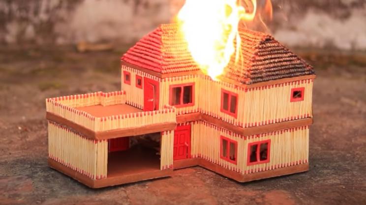 diy pubg clubhouse burn