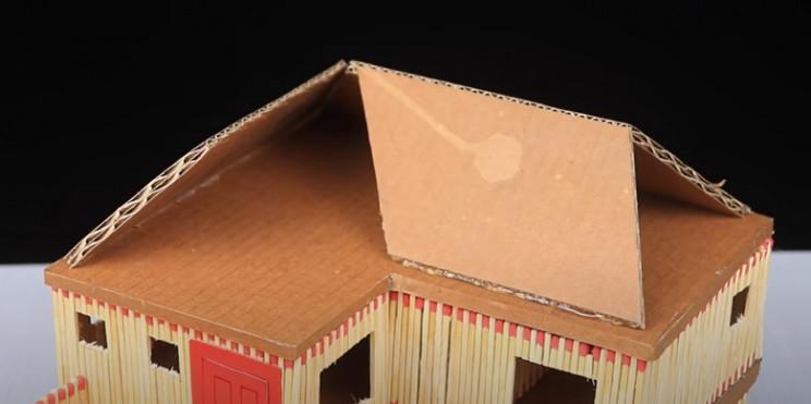 diy pubg roof design