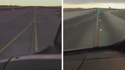 Microsoft Flight Simulator 2020 vs. Reality: Landing Airbus A320 at LAX