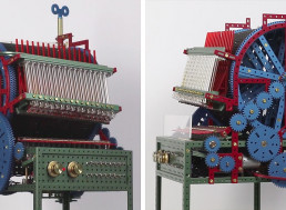 Marble-Dropping Music Box Produces Beautifully Complex Sounds
