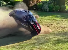Guy Wrecks 2021 Mini John Cooper Works GP the Day It's Delivered