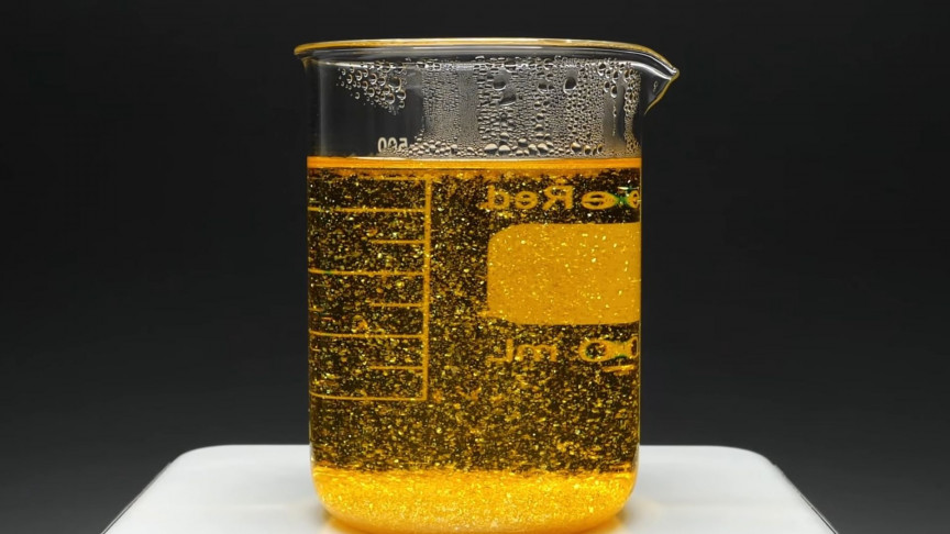 Here's the Recipe for Turning Lead into 'Gold'