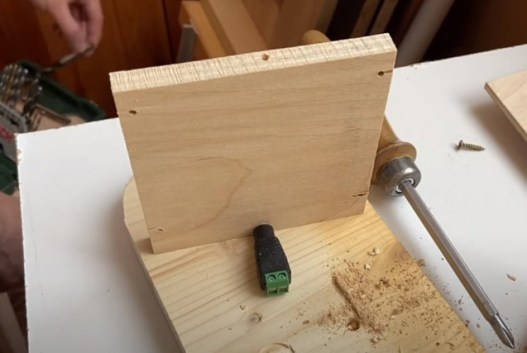 rotary sander power adaptor