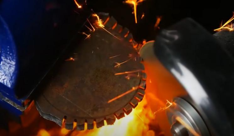 diy rotary cutter clean cuts wheel