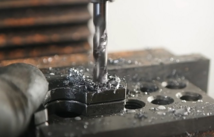 diy rotary cutter cutter mount